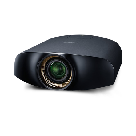 4K Home Theater Projector with 4x Full HD Quality
