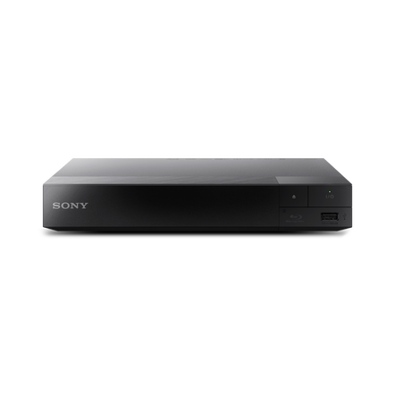 Blu-ray Disc Player with Wi-Fi PRO and 3D