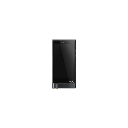 X Series High-Resolution Audio Player 128GB Walkman (Black)