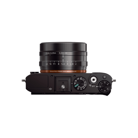 RX1R Professional Digital Compact Camera with 35mm Sensor