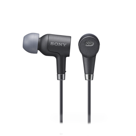 NW750 Noise Cancelling In-Ear Headphones (Black)