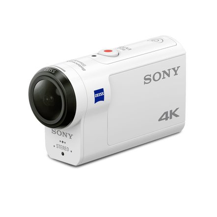FDR-X3000 4K Action Cam with Wi-Fi and GPS