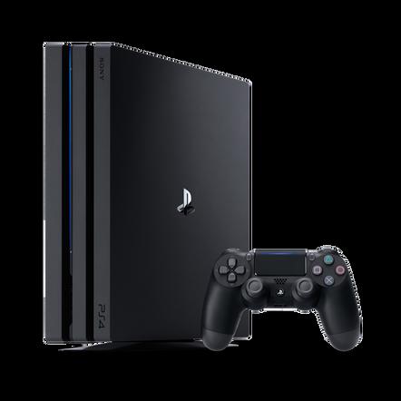 PlayStation4 Pro 1TB Console (Black)