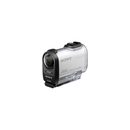 X1000V  4K Action Cam with Wi-Fi & GPS and Waterproof Case
