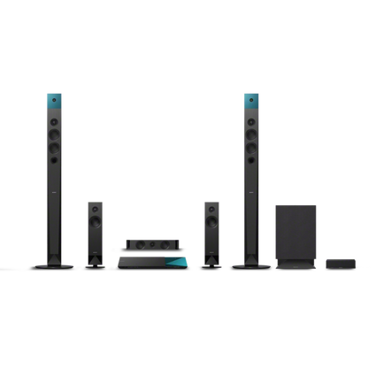 5.1ch Blu-ray Disc Home Theatre System