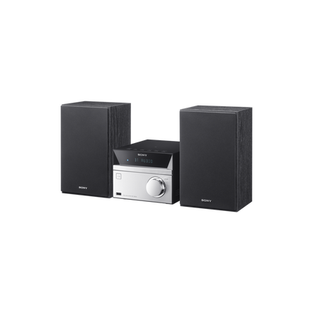 Hi-Fi System with Bluetooth and DAB radio