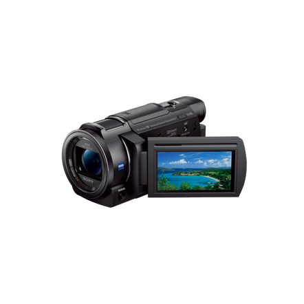 AXP35 4K Handycam with Built-in Projector