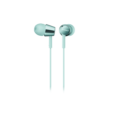 EX150AP In-Ear Headphones (Blue)