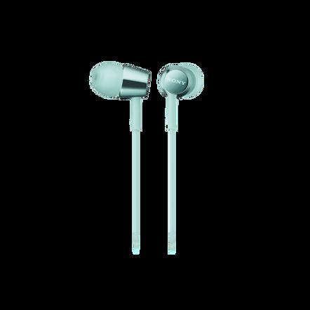 EX150AP In-Ear Headphones (Blue)