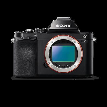 a7 Digital E-Mount 24.3 Mega Pixel Camera with SEL 2870 Lens