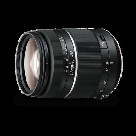 A-Mount 28-75mm F2.8 SAM Lens