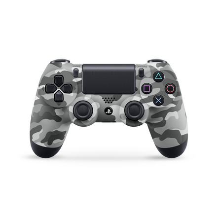 PlayStation4 Dual Shock Wireless Controllers (Camo)