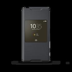Smart Cover Stand SCR42 for Xperia Z5 (Graphite Black)