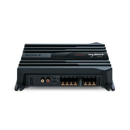 4-Channel Stereo Amplifier