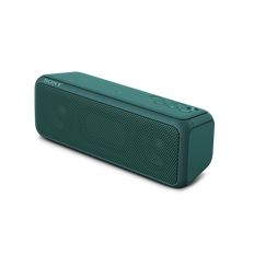EXTRA BASS Portable Wireless Speaker with Bluetooth (Green)