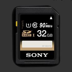 32GB SDHC Memory Card USH-1 Class 10 R70