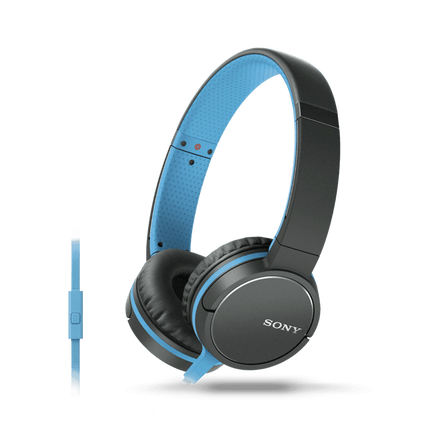 ZX660AP Headphones (Blue)