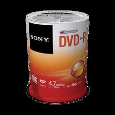 100-Pack DVD-R Disc