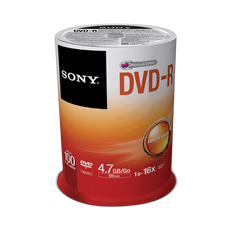 100-Pack DVD-R Disc
