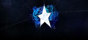 A estrela, símbolo do universo Mugler