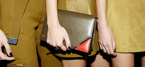 Debut handbag collection by Mugler Paris