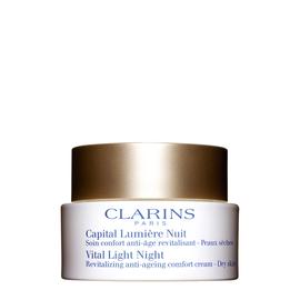 "Night Revitalizing Anti-Ageing Comfort Cream ""Dry Skin"""