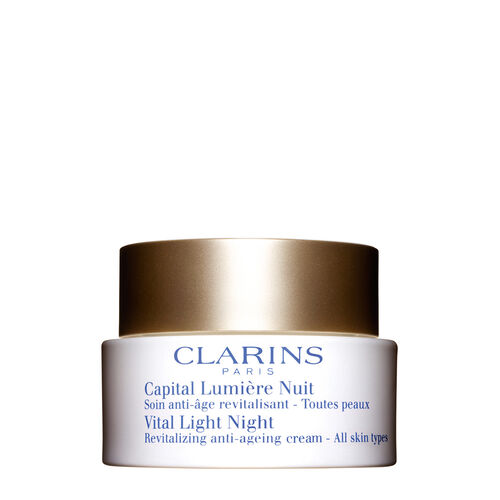 Night Revitalizing Cream All Skin Types