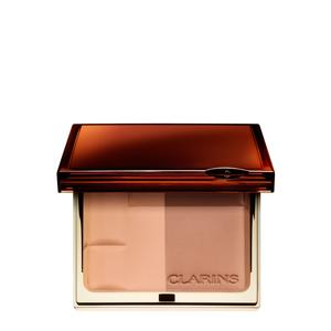 Clarins - bronzing duo poudre soleil minérale...