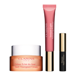 Zestaw Daily Energizer & Instant Light Natural Lip Perfector