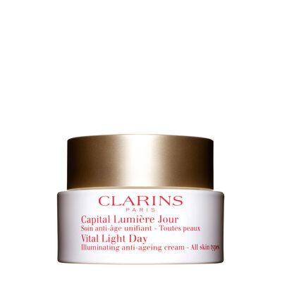 Vital Light Day Illuminating Cream All Skin Types