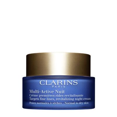 Night Normal to Dry Skin