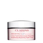 bright plus hp brightening repairing night cream night clarins. Black Bedroom Furniture Sets. Home Design Ideas