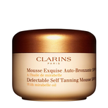 Delectable Self Tanning Mousse SPF 15 - Clarins