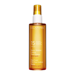Spray Solaire Lotion Non Grasse Moyenne Protection UVA/UVB 15 - Clarins