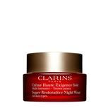 極緻精萃素顏晚霜 - Clarins