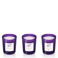 Набор парфюмированных мини-свечей Alien