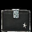 Thierry Mugler Black & Grey Wallet