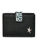 Thierry Mugler Black & Grey Wallet