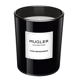 Les Exceptions - Cuir Impertinent Scented Candle