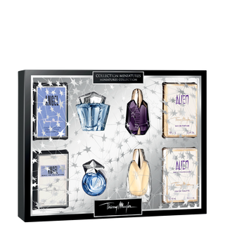 MUGLER Deluxe Coffret of Miniatures