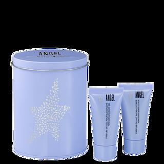 Angel kit de luxe divine et ses deux produits corps