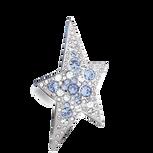 Thierry Mugler Signature Crystal Star Brooch