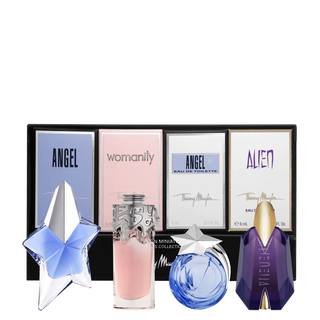 Thierry Mugler Deluxe Coffret of Miniatures