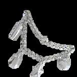 Thierry Mugler Signature Charms Bracelet