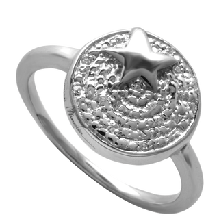 Starry Pavé Ring