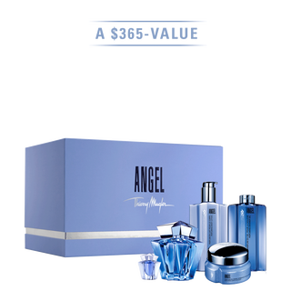 ANGEL Glamorous Boudoir Set