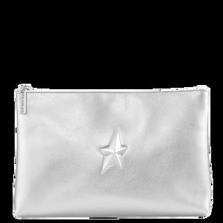 Silver Glamorous Pouch