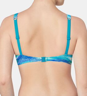 SLOGGI SWIM OCEAN TWILIGHT Reggiseno bikini con ferretto