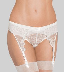 ETERNAL SPOTLIGHT Suspender belt