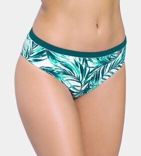 SLOGGI SWIM JADE LEAVES Bikini-taitrusse